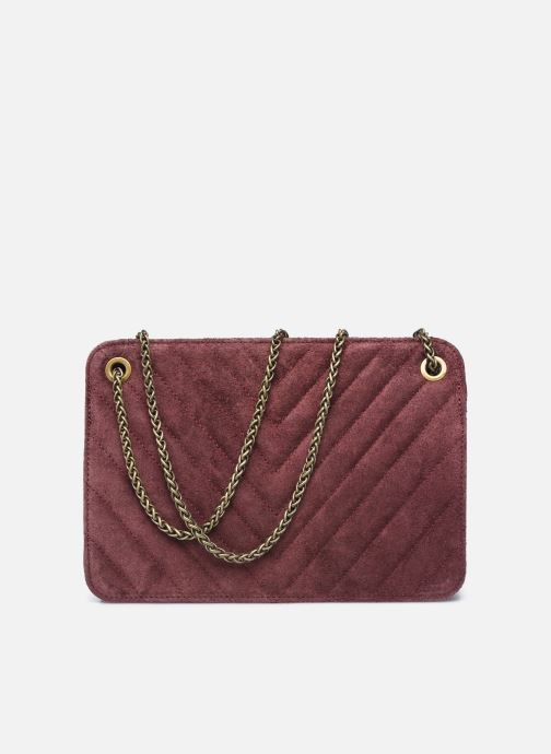 Bolsos de mano Georgia Rose Marco Leather Violeta      vista de frente